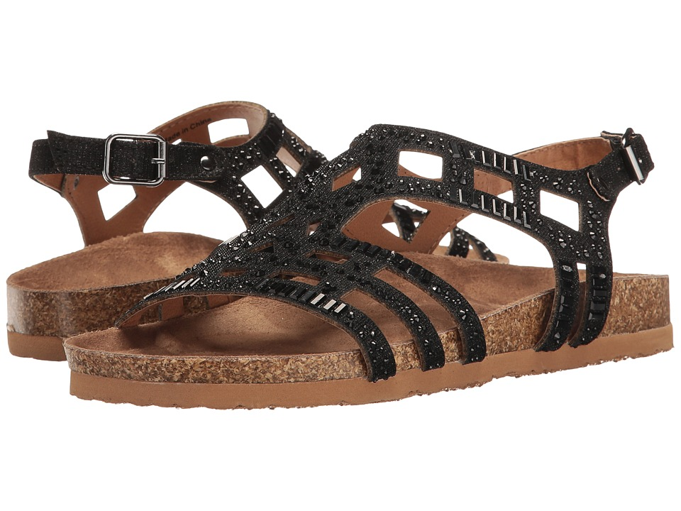 Not Rated - Bushiest (Black) Women's Sandals