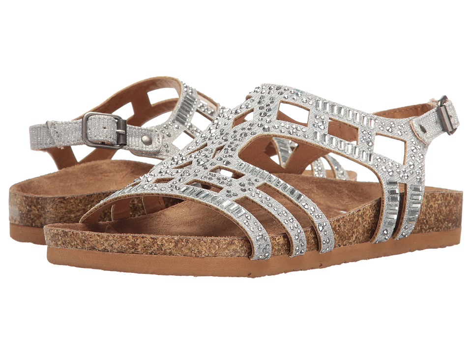 Not Rated - Bushiest (Silver) Women's Sandals