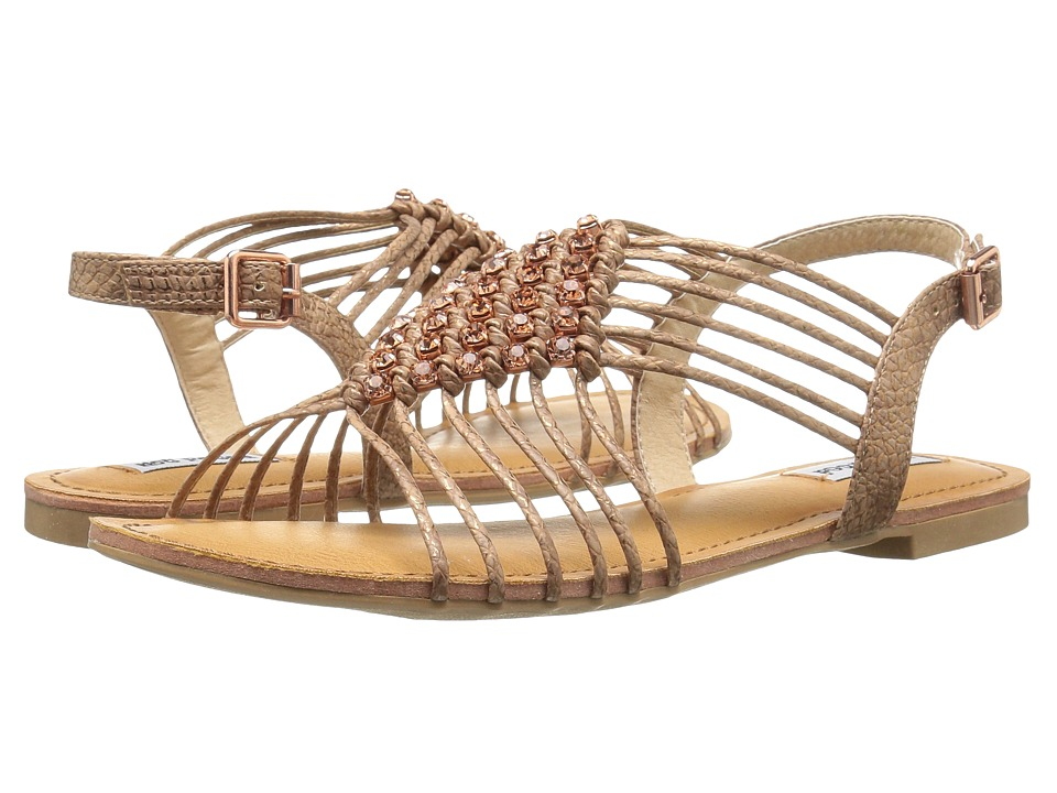 Not Rated - Iron Gate (Nude) Women's Sandals