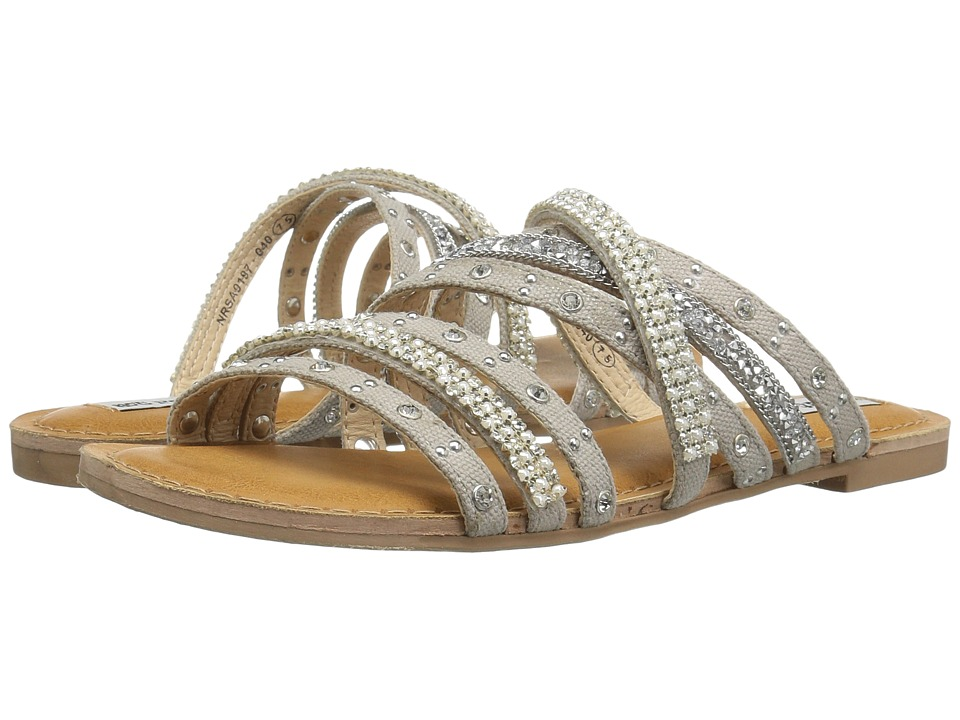 Not Rated - Caviar (Silver) Women's Sandals