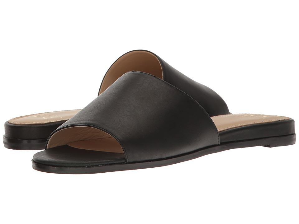 Marc Fisher LTD - Wyndi (Black Leather) Women's Shoes