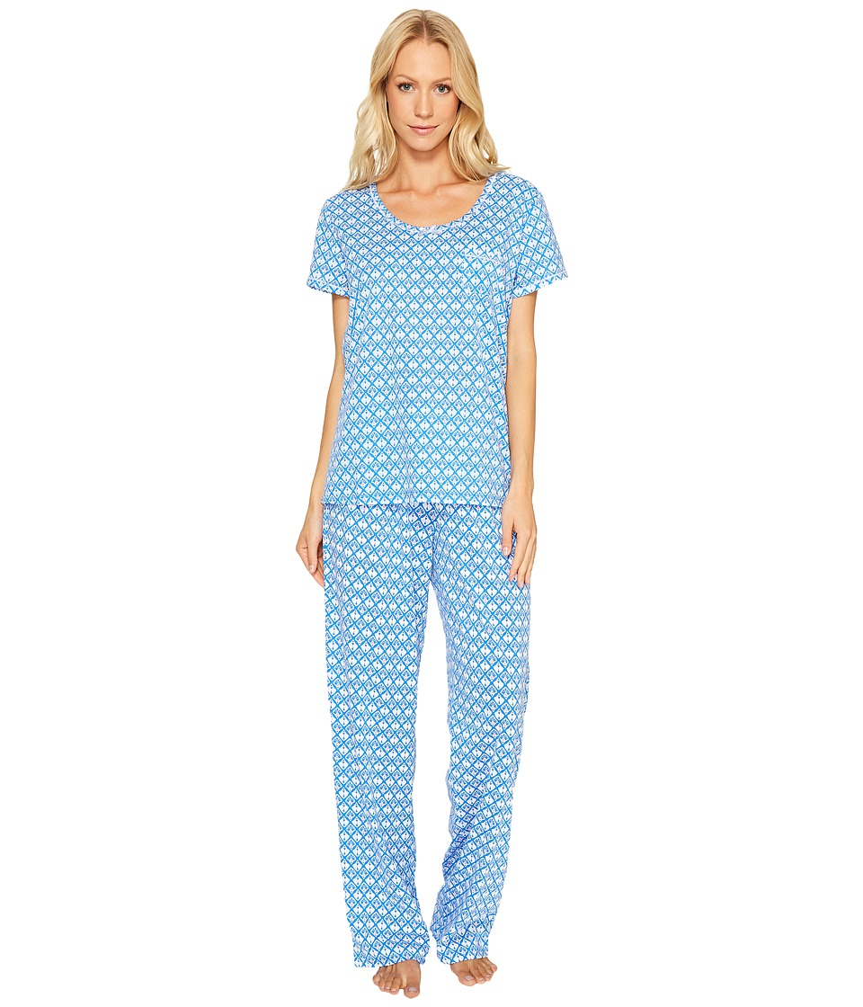 Carole Hochman - Key Item Pajama (Mini Foulard) Women's Pajama Sets