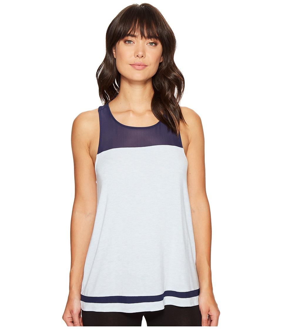 DKNY - Fashion Modal Spandex Jersey Tank Top (Oxford Heather) Women's Pajama
