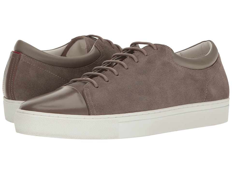BOSS Hugo Boss Casual Futurism Lace-Up by HUGO (Medium Grey) Men