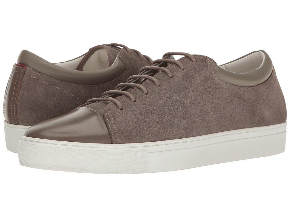 BOSS Hugo Boss - Casual Futurism Lace-Up by HUGO (Medium Grey) Men's Shoes