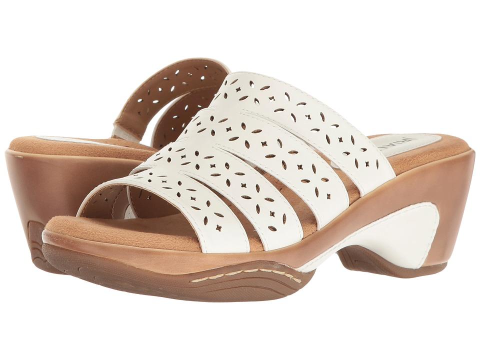Rialto - Vespa (White) Women's Shoes