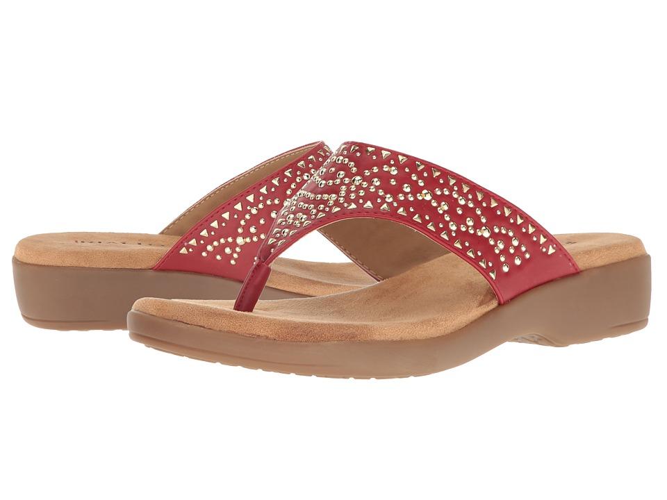 Rialto - Bluma (Red) Women's Shoes