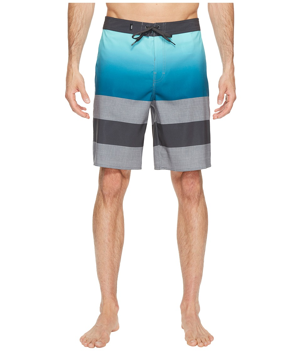 Vans - Era Stretch Boardshorts 20 (Lyons Blue Gradient) Men's Swimwear