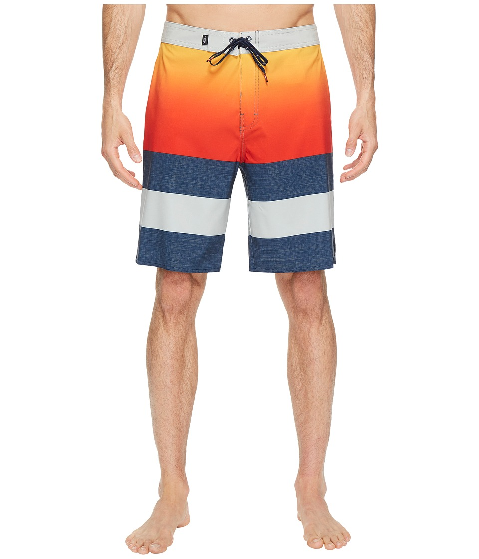 Vans - Era Stretch Boardshorts 20 (Racing Red Gradient) Men's Swimwear