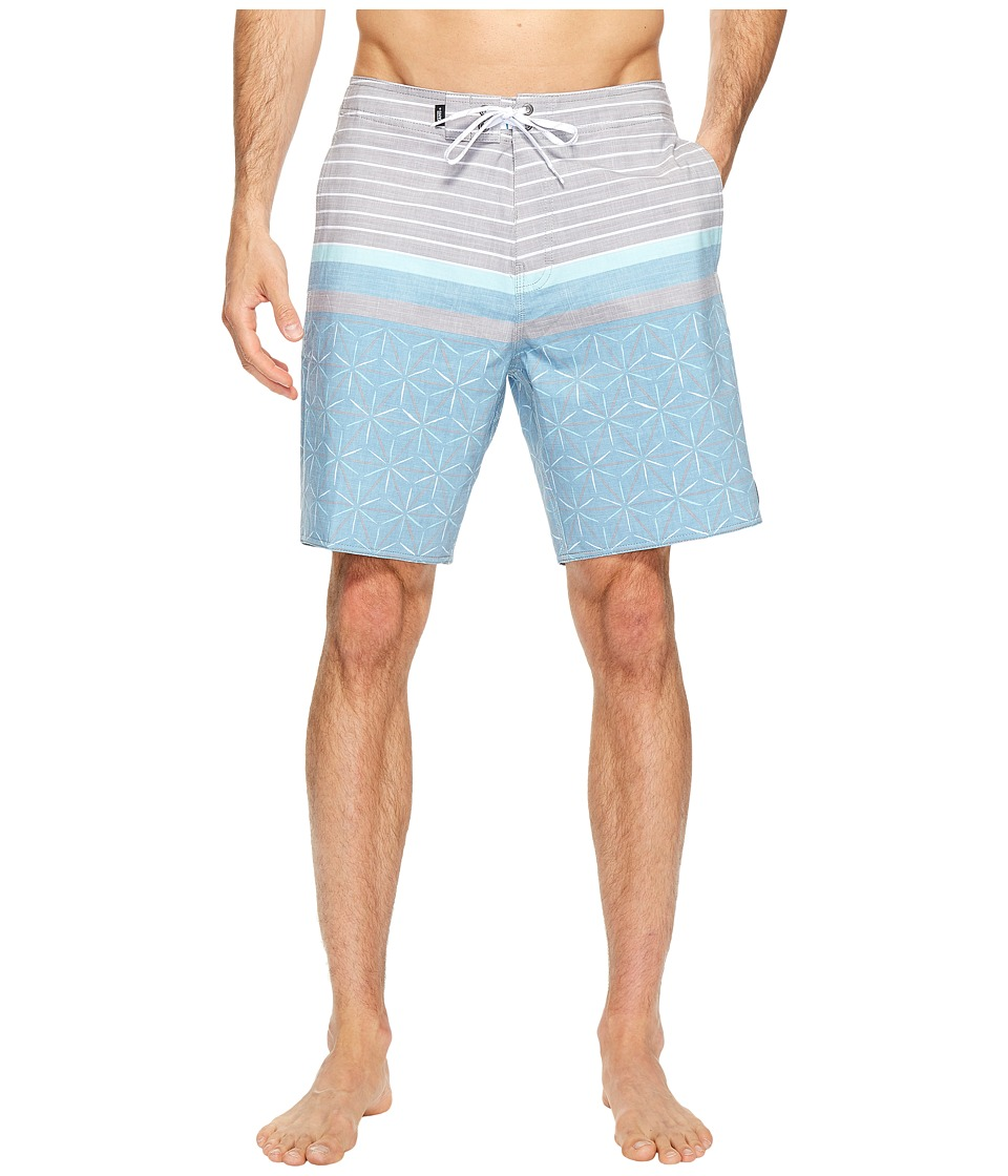 Vans Narita Boardshorts 19 (Frost Grey) Men
