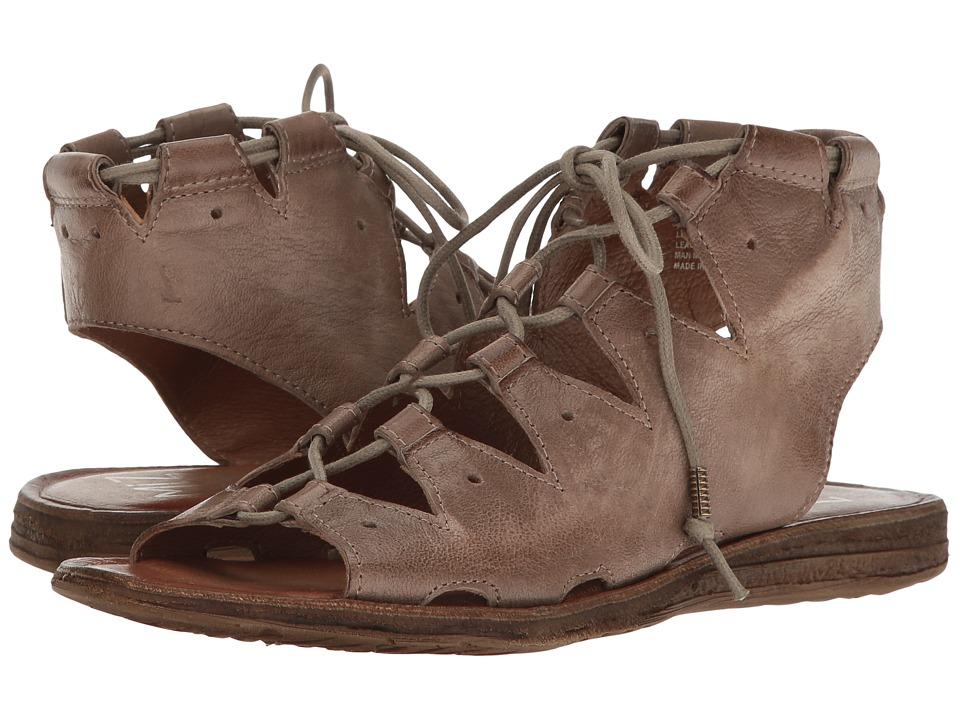 Miz Mooz - Fauna (Stone) Women's Sandals