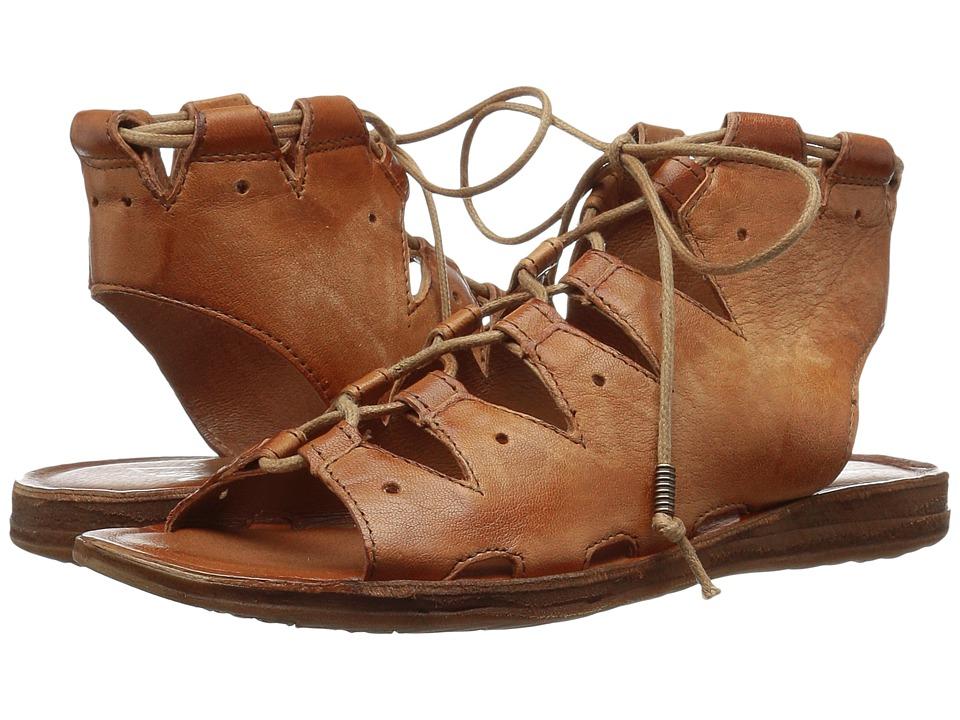 Miz Mooz - Fauna (Whiskey) Women's Sandals