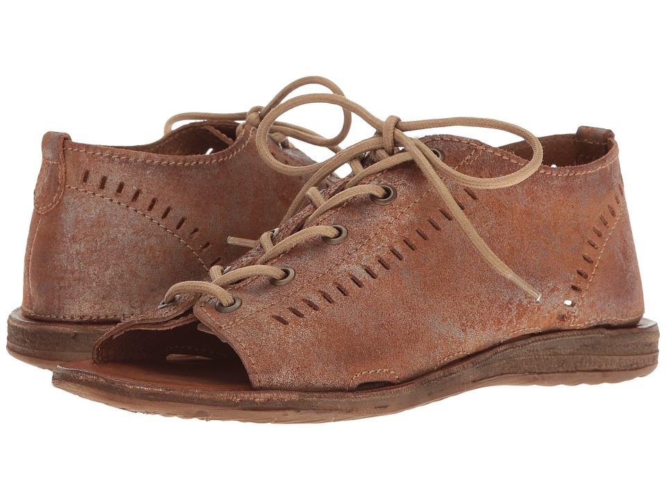 Miz Mooz - Francesca (Copper) Women's Sandals