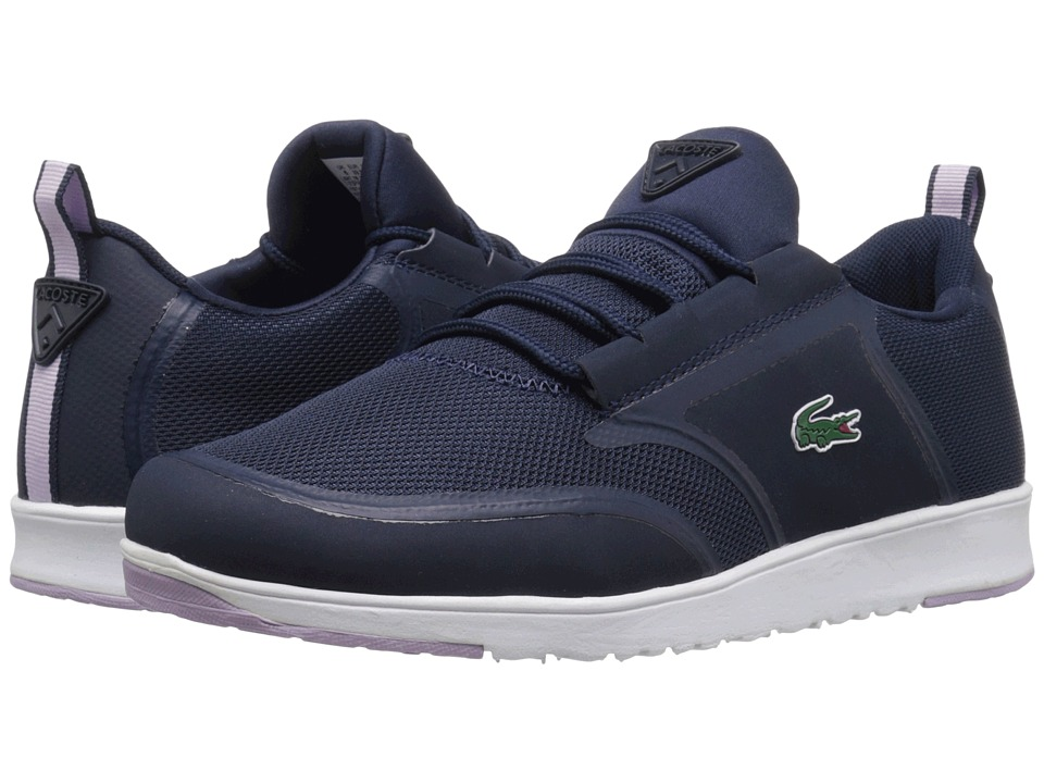 Lacoste - L.ight (Navy) Women's Shoes
