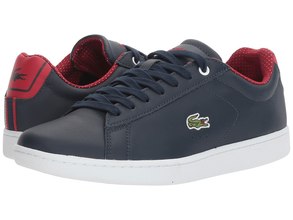 Lacoste - Carnaby Evo 116 1 (Navy) Women's Shoes
