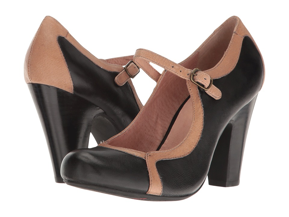 Miz Mooz - Nectar (Black) High Heels