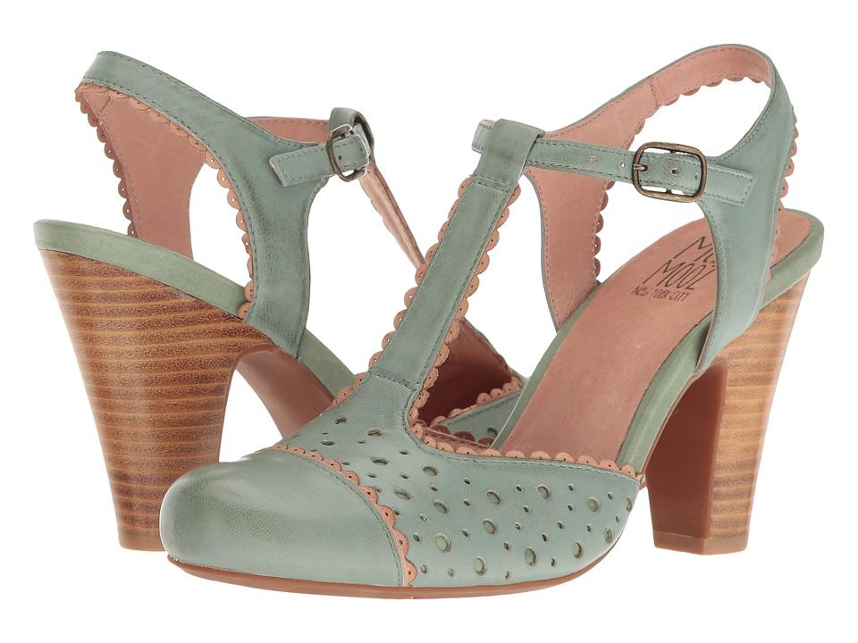 Miz Mooz - Nico (Sage) Women's 1-2 inch heel Shoes