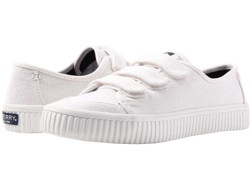 Sperry Crest Creeper (White) Women
