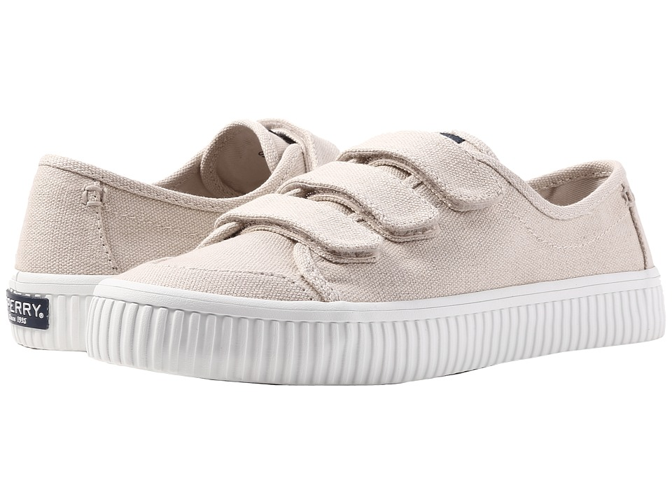 Sperry Crest Creeper (Ivory) Women