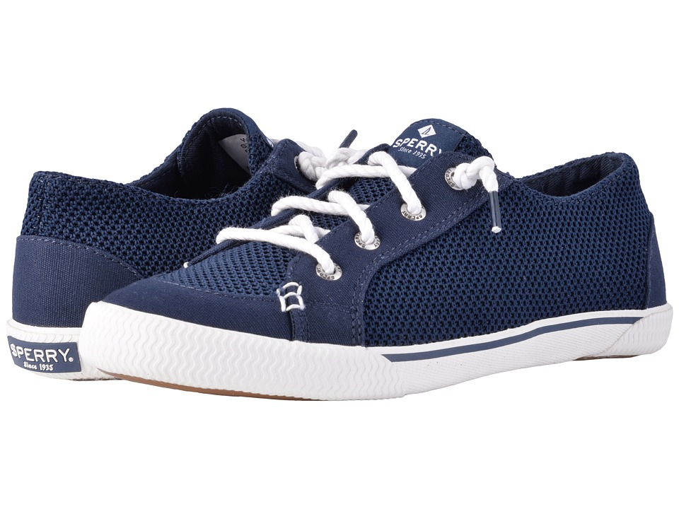 Sperry - Quest Reel Mesh (Navy) Women's Lace up casual Shoes