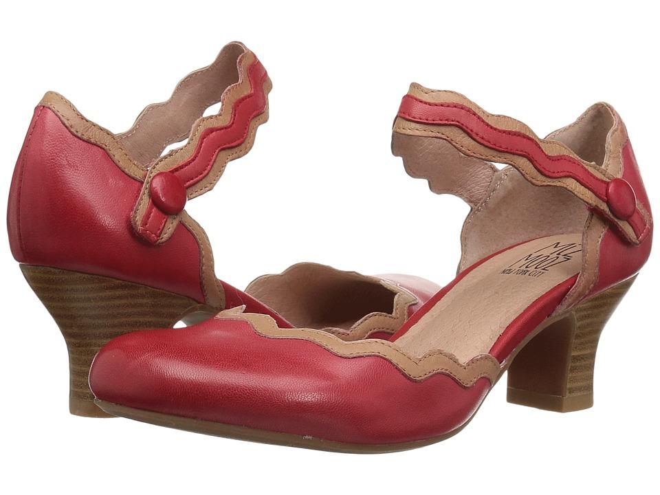 Miz Mooz - Troian (Red) High Heels