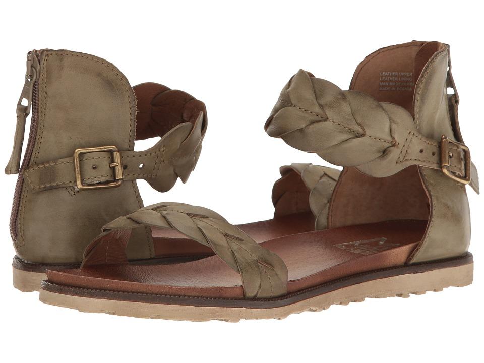 Miz Mooz - Taft (Sage) Women's Sandals
