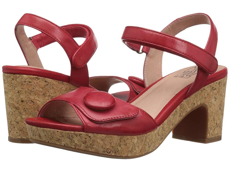 Miz Mooz Cookie (Red) High Heels