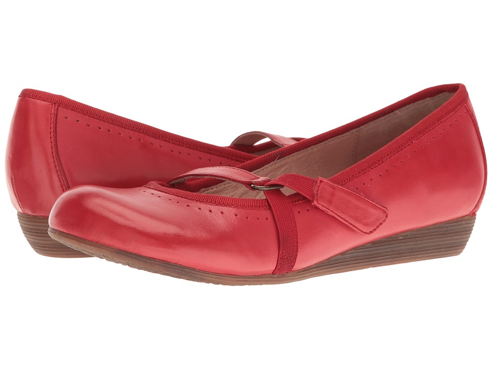 Miz Mooz Delancey (Red) Women