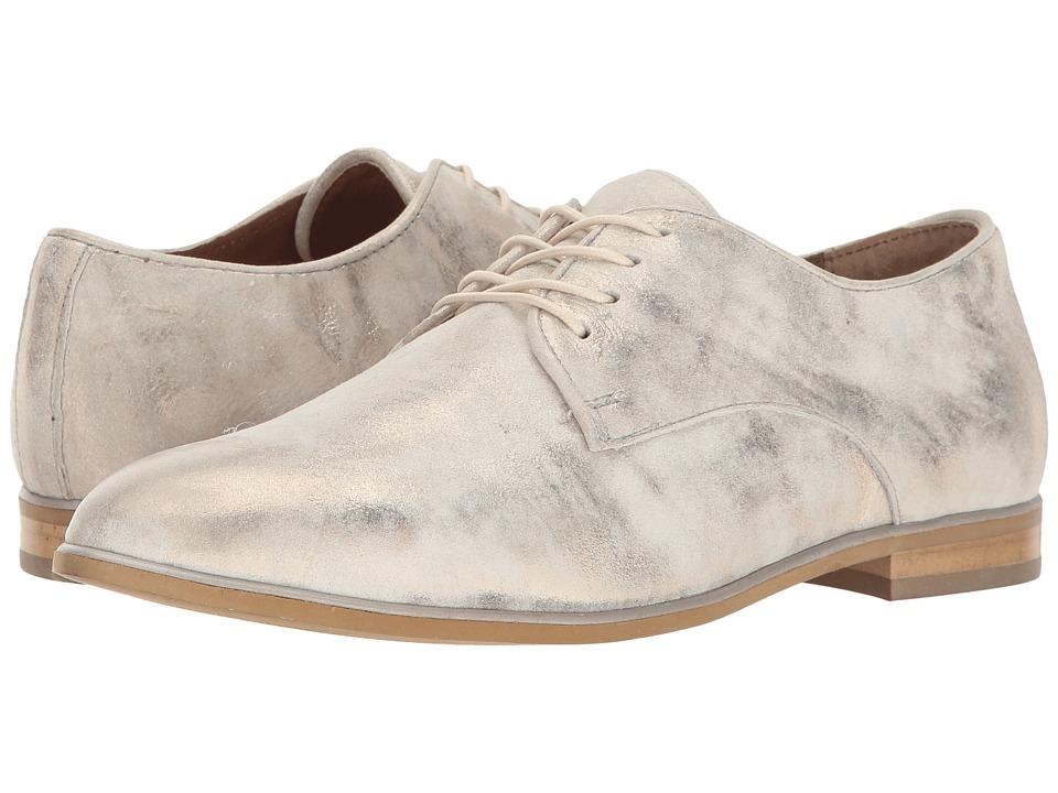 Miz Mooz - Finn (Silver) Women's Slip on Shoes