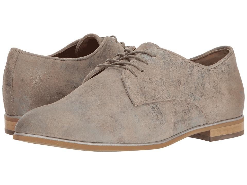 Miz Mooz - Finn (Pewter) Women's Slip on Shoes