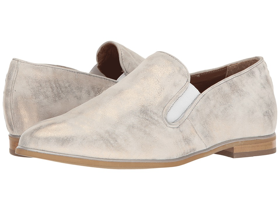 Miz Mooz - Fritz (Silver) Women's Lace up casual Shoes