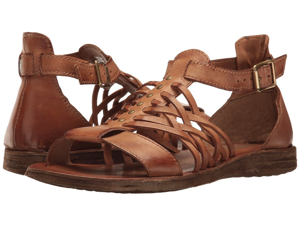 Miz Mooz - Flo (Whiskey) Women's Sandals
