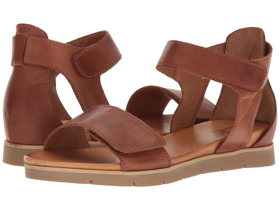 Miz Mooz - Romy (Brandy) Women's Sandals