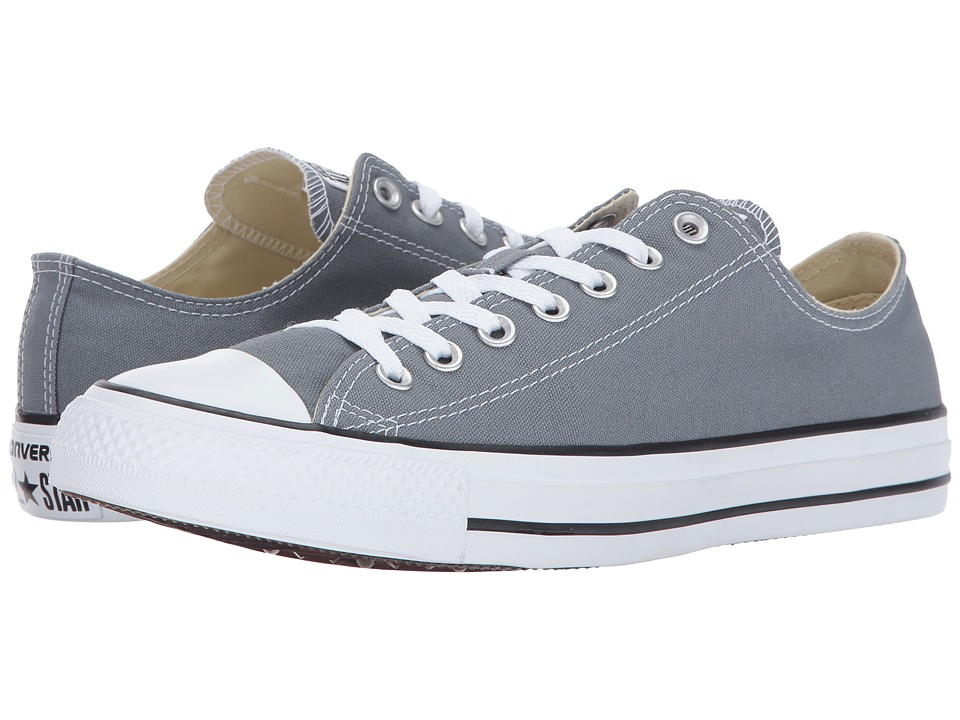 Converse - Chuck Taylor All Star Seasonal OX (Cool Grey) Athletic Shoes
