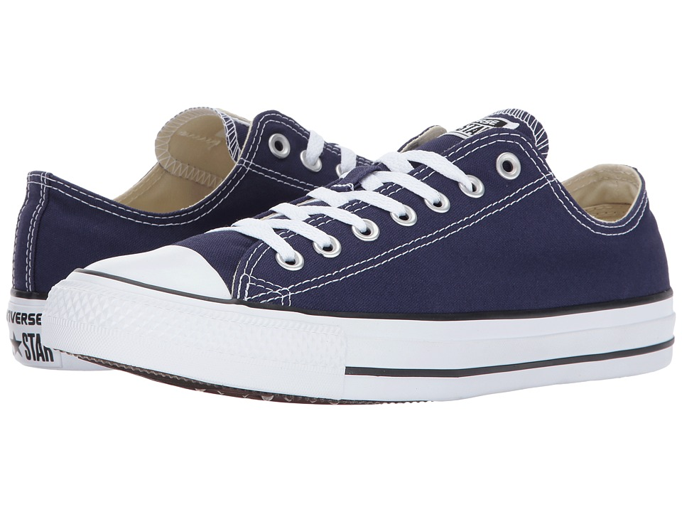 Converse - Chuck Taylor All Star Seasonal OX (Midnight Indigo) Athletic Shoes