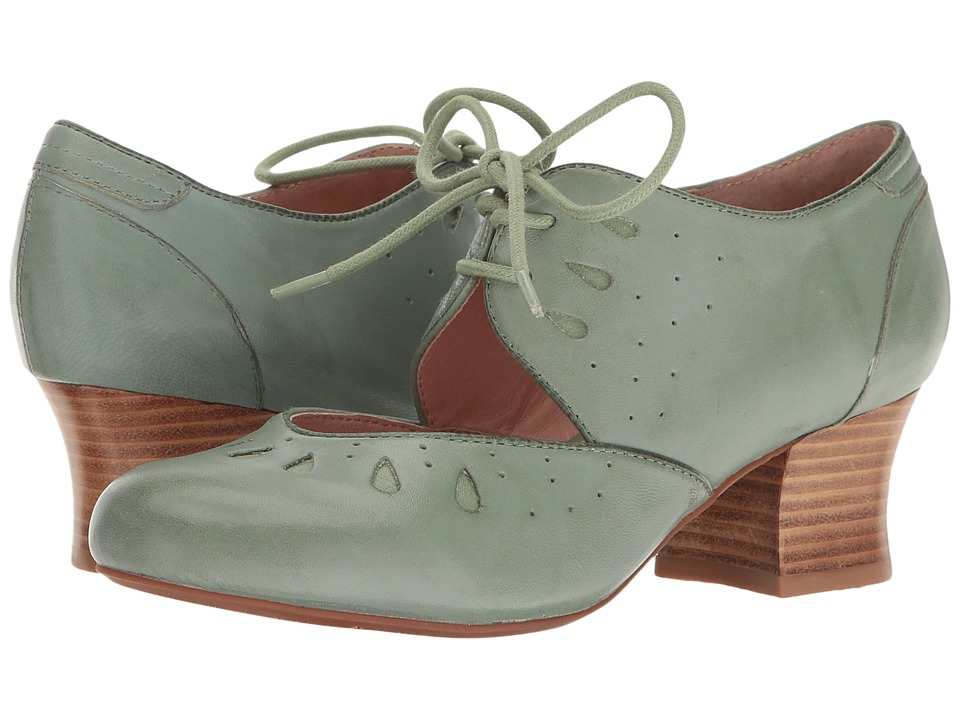 Miz Mooz - Fordham (Sage) Women's Shoes