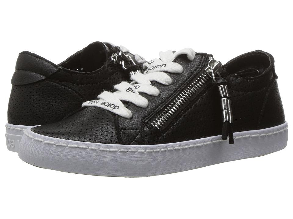 Dolce Vita Kids - Zeb (Little Kid/Big Kid) (Black Stella) Girl's Shoes