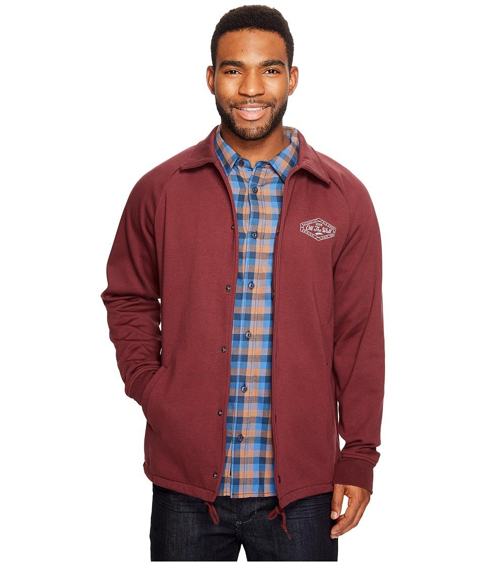 Vans - Torrey Fleece Jacket (Port Royale) Men's Coat