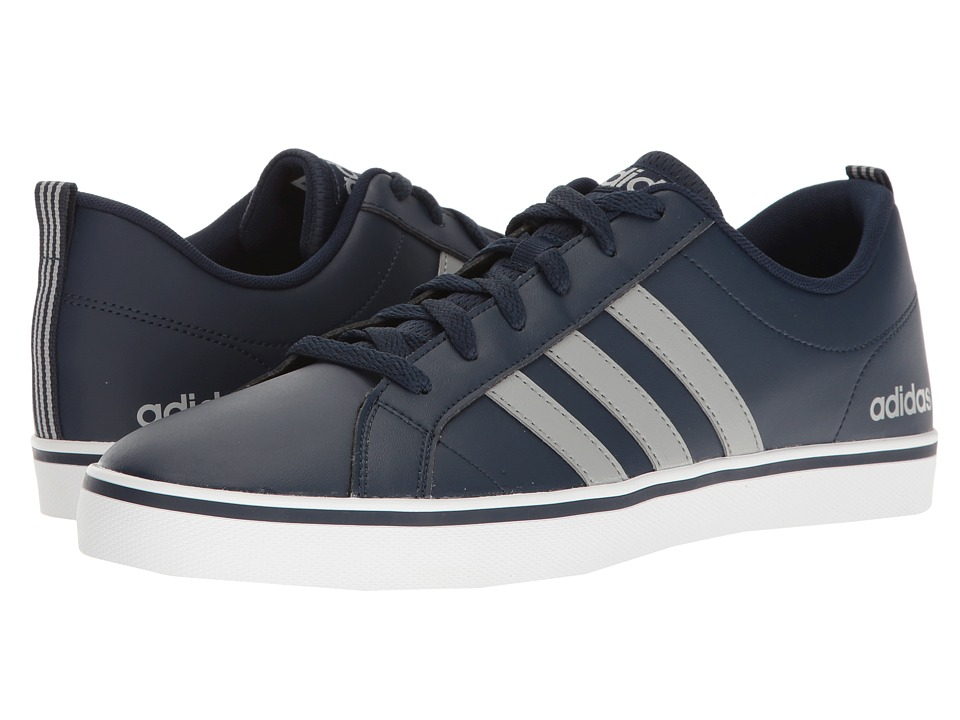 adidas - Pace VS (Collegiate Navy/Onix/White) Men's Shoes
