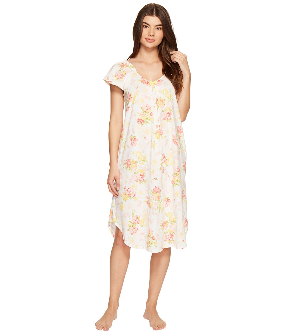 Carole Hochman - Floral Ballet Gown (Daisy Shadow) Women's Pajama
