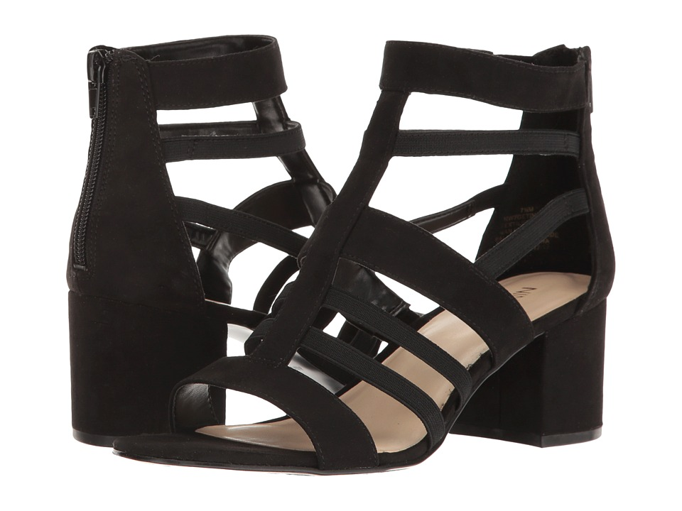 Nine West - Getinline (Black/Black) Women's Shoes