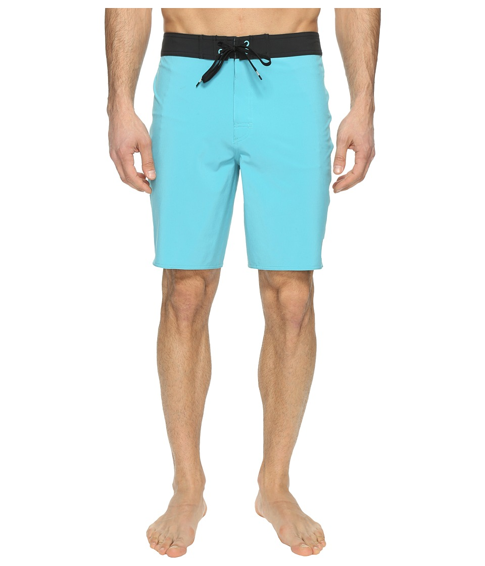RVCA - VA Trunk (Maui Blue) Men's Swimwear
