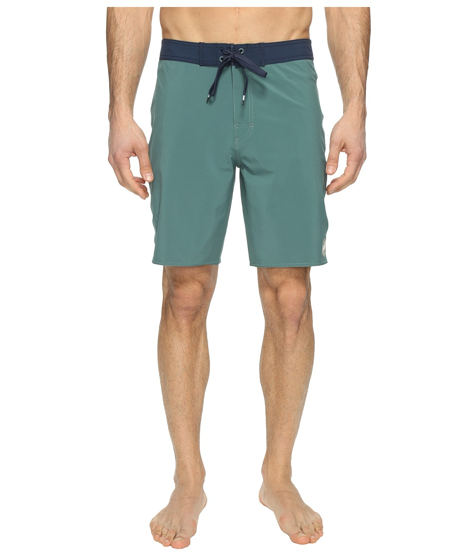 RVCA - VA Trunk (Pine Tree) Men's Swimwear