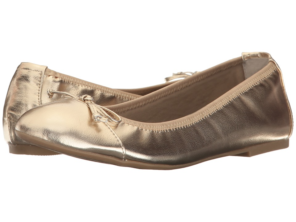 Rialto - Sunnyside (Champagne Metallic) Women's Flat Shoes