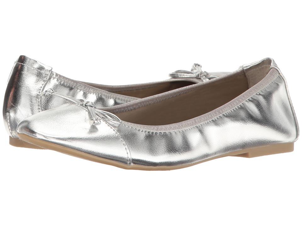 Rialto - Sunnyside (Silver Metallic) Women's Flat Shoes