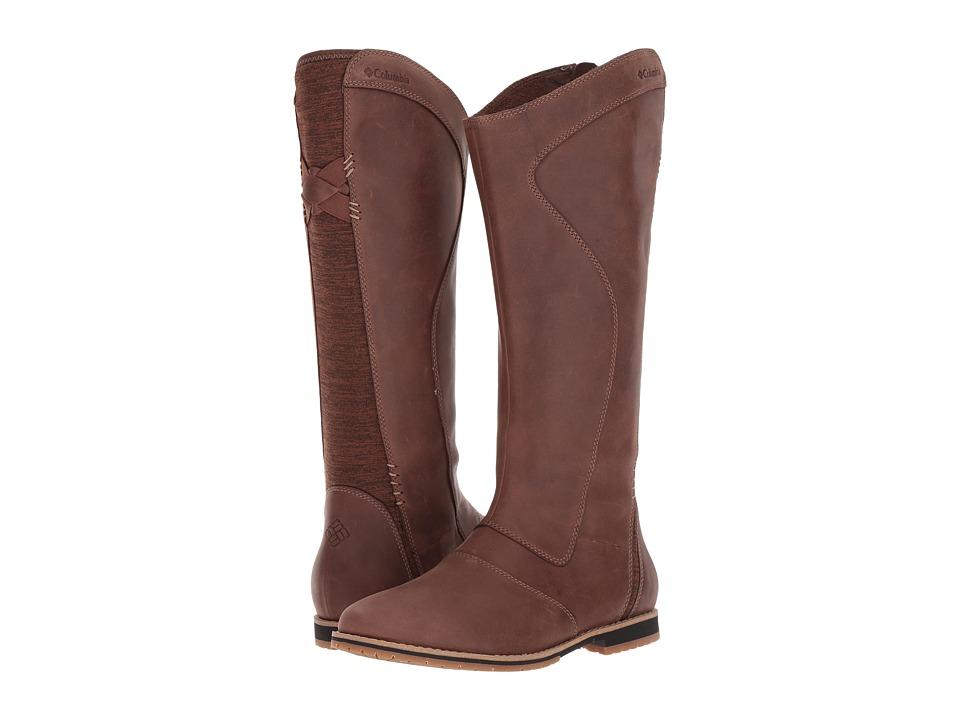 Columbia Twentythird Ave WP Tall Boot (Tobacco/Oxford Tan) Women