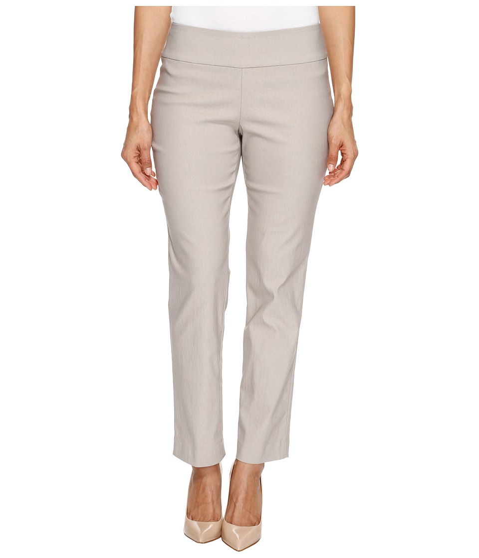 NIC+ZOE - Petite Wonderstretch Pant (French Linen) Women's Dress Pants