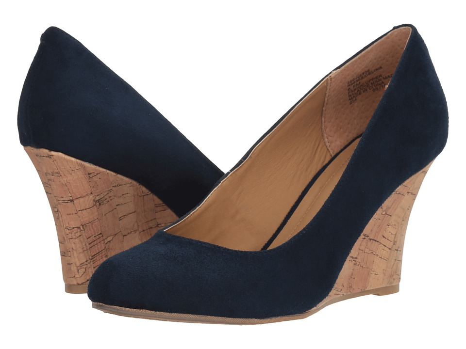 Rialto - Celina (Midnight Suedette) Women's Shoes