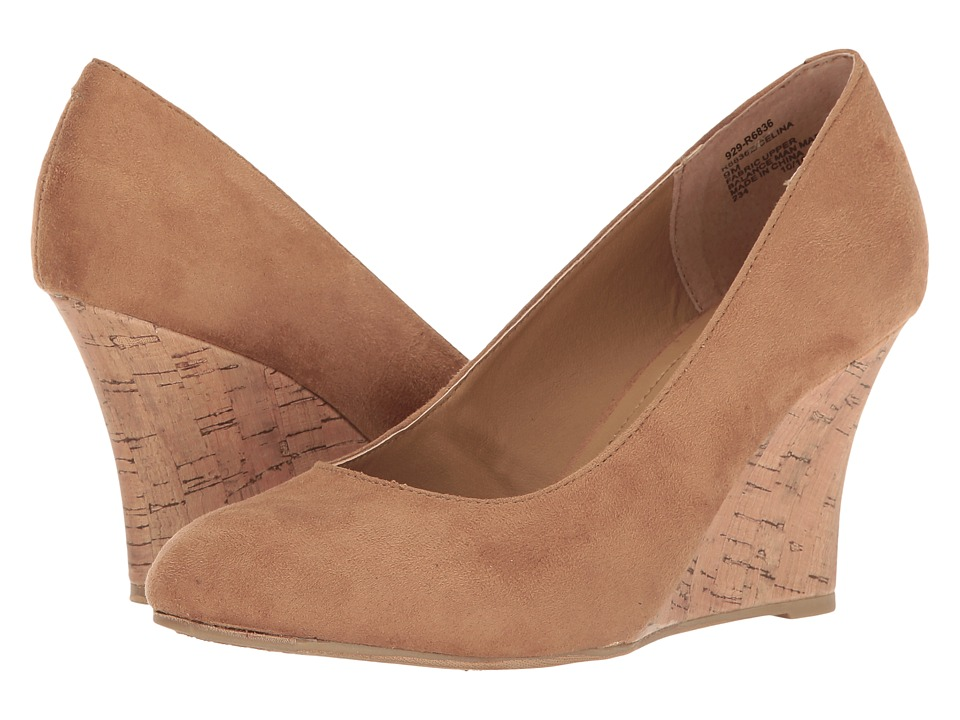 Rialto - Celina (Chestnut Suedette) Women's Shoes