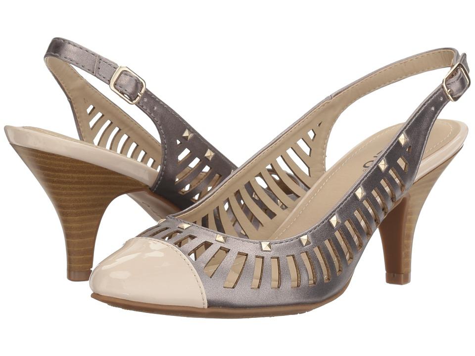 Rialto - Martina (Pewter) Women's Shoes